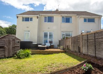 3 bed semi-detached house for sale in Treveneague Gardens, Plymouth PL2