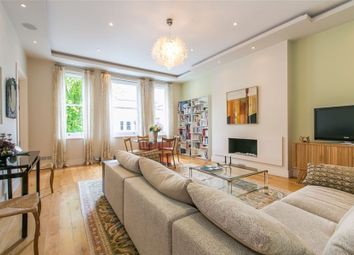 Thumbnail 3 bed flat to rent in Belsize Park Gardens, London