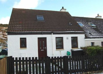 Thumbnail 2 bed semi-detached house for sale in Glebe Park, Gairloch, Ross-Shire