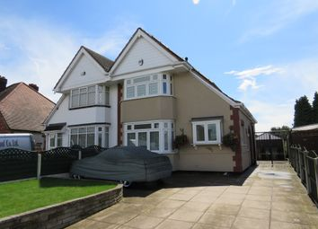 Thumbnail 2 bed semi-detached house for sale in Chester Road, Castle Bromwich, Birmingham