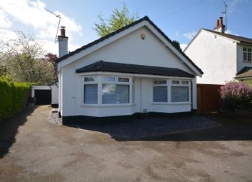 Thumbnail 4 bed detached bungalow for sale in Hooton Road, Willaston, Wirral, Cheshire