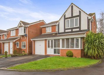 Thumbnail 4 bed detached house for sale in Brins Close, Stoke Gifford, Bristol