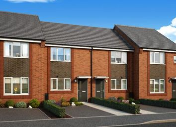 "Thumbnail 2 bed property for sale in ""The Haxby At Mill Brow"" at Central Avenue, Speke, Liverpool"