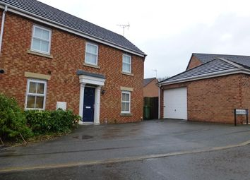 Thumbnail 2 bed semi-detached house to rent in Eglwys Teg, Wrexham