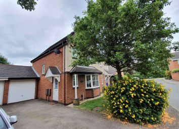 Thumbnail 3 bed semi-detached house for sale in Firestone Close, Leicester
