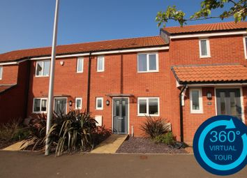 Thumbnail 2 bedroom terraced house for sale in Myrtlebury Way, Hill Barton Vale, Exeter