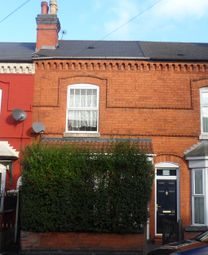 Thumbnail 3 bedroom terraced house for sale in Roderick Road, Sparkhill