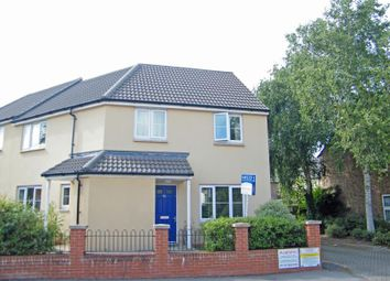 Thumbnail 2 bed flat for sale in Northfield Court, French Weir, Taunton, Somerset