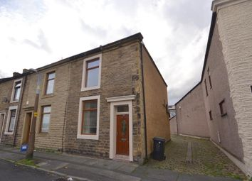 Thumbnail 2 bed end terrace house for sale in Grimshaw Street, Great Harwood, Lancashire
