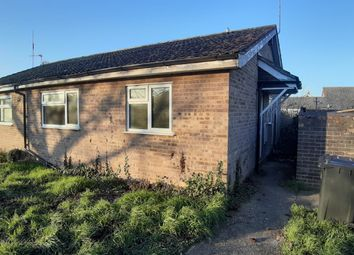 Thumbnail 2 bedroom semi-detached bungalow for sale in Carnation Way, Red Lodge, Bury St. Edmunds