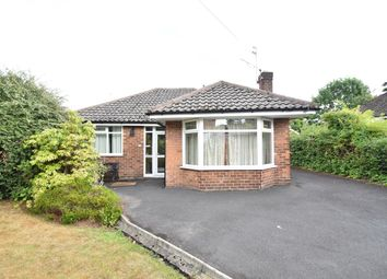 Thumbnail 3 bedroom detached bungalow for sale in Barnhill Road, Prestwich, Manchester