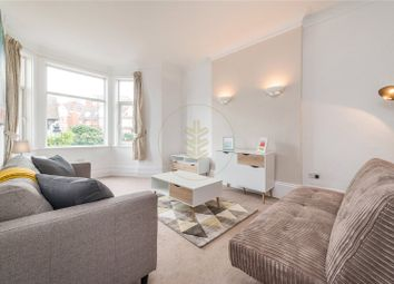 Thumbnail 4 bed flat to rent in Weech Road, West Hampstead