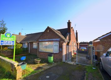 Thumbnail 3 bed bungalow for sale in Longmynd Drive, Duston, Northampton