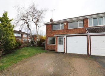 Thumbnail 3 bed semi-detached house to rent in Warwick Close, Neston