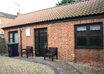 Thumbnail 1 bed terraced bungalow to rent in Westgate, Sleaford, Lincolnshire