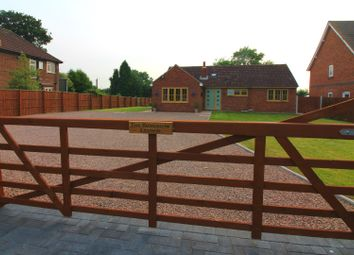Thumbnail 3 bed detached bungalow for sale in Kidderminster Road, Bridgnorth