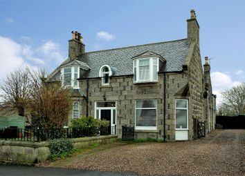 Thumbnail 5 bedroom detached house for sale in Station Road, Maud, Peterhead, Aberdeenshire
