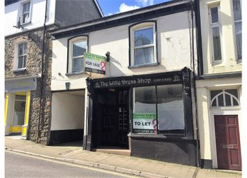 Thumbnail Retail premises to let in 7 Fore Street, Bideford