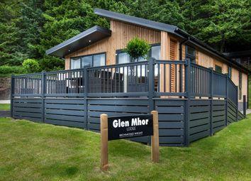 Thumbnail 2 bed bungalow for sale in Glen-Mhor, Rockcliffe, Glendevon Country Park, Glendevon