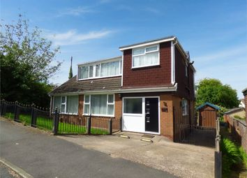Thumbnail 5 bed detached bungalow for sale in Sutton Drive, Droylsden, Manchester