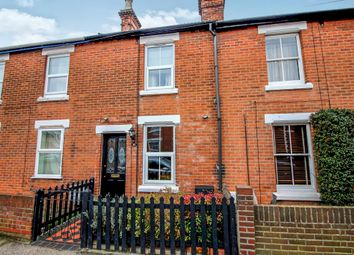 Thumbnail 2 bedroom terraced house for sale in Mill Street, Colchester