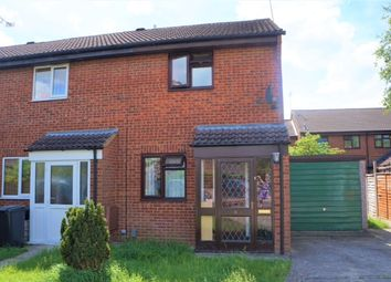 Thumbnail 2 bed end terrace house for sale in Risingham Mead, Westlea, Swindon