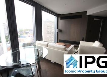 Thumbnail 1 bed flat to rent in Chronicle Tower, City Road, Angel
