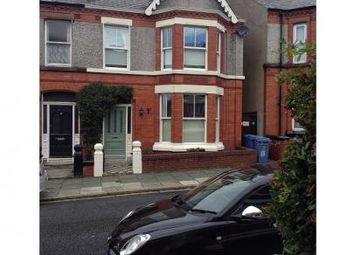 Thumbnail 4 bed end terrace house to rent in Hillside Road, Mossley Hill, Liverpool