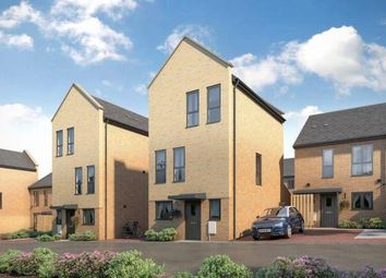 Thumbnail 4 bedroom end terrace house for sale in The Woodward At Atelier, Keaton Way, Off Commonside Road, Harlow, Essex