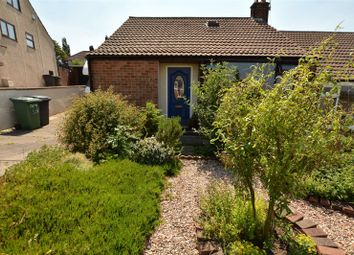 Thumbnail 3 bed semi-detached bungalow for sale in Owlcotes Garth, Pudsey, West Yorkshire