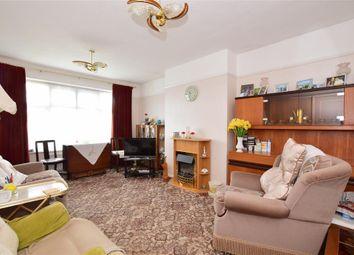 Thumbnail 3 bed semi-detached bungalow for sale in Tennyson Avenue, Rustington, West Sussex