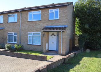 Thumbnail 3 bed semi-detached house for sale in Larksfield, Englefield Green