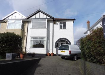 Thumbnail 2 bed flat for sale in Canford Lane, Westbury On Trym, Bristol