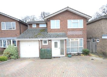 Thumbnail 5 bedroom detached house for sale in Avebury, Bracknell, Berkshire
