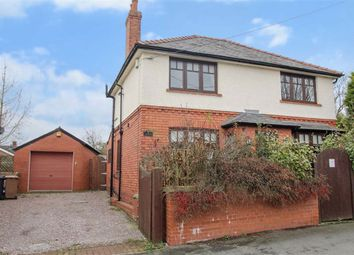 Thumbnail 3 bedroom detached house for sale in Church Lane, St. Martins, Oswestry