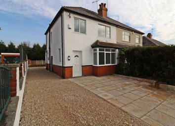 Thumbnail 3 bed semi-detached house for sale in Parkland Crescent, Meanwood, Leeds