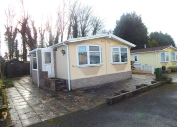 Thumbnail 2 bed lodge for sale in Cannisland Park, Parkmill, Swansea