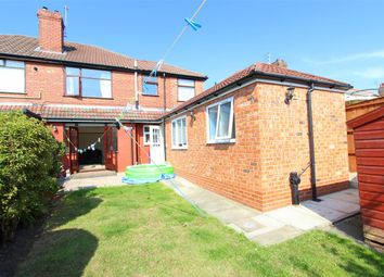 Thumbnail 5 bed terraced house for sale in Eaton Gardens, West Derby, Liverpool