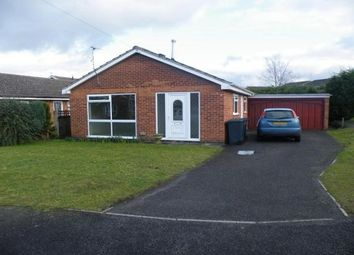 Thumbnail 3 bed property to rent in York Close, Loughborough
