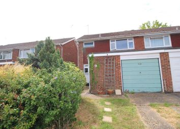 Thumbnail 3 bed semi-detached house to rent in Quantock Drive, Ashford