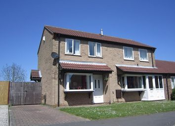 2 bed semi-detached house to rent in Meadow Way, Bracebridge Heath, Lincoln LN4
