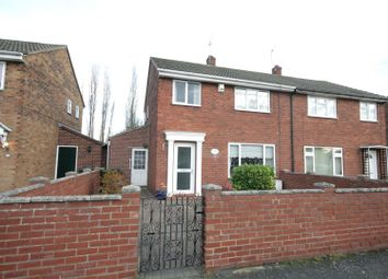 Thumbnail 3 bed semi-detached house for sale in Chestnut Avenue, Stainforth, Doncaster