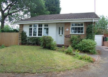 Thumbnail 2 bed detached bungalow for sale in Beaumont Gardens, Stafford