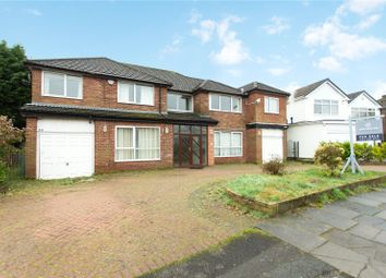 Thumbnail 5 bed detached house for sale in Ferndale Avenue, Whitefield, Manchester, Greater Manchester