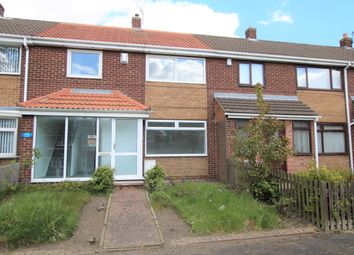 Thumbnail 3 bed terraced house to rent in Jane Street, Houghton Le Spring, Durham