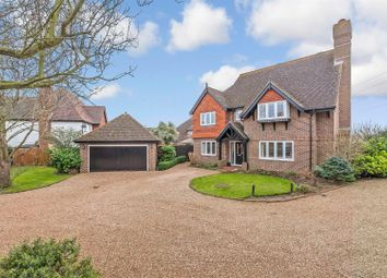 5 bed detached house for sale in Doves Croft, Tunstall, Sittingbourne ME9
