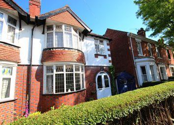 Thumbnail 3 bedroom semi-detached house for sale in Clark Road, Wolverhampton
