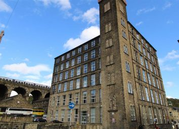 Thumbnail 1 bed flat for sale in Saville Court, Milnsbridge, Huddersfield