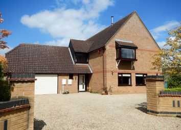 Thumbnail 5 bed detached house for sale in Hyde Park, Padnal, Littleport, Ely