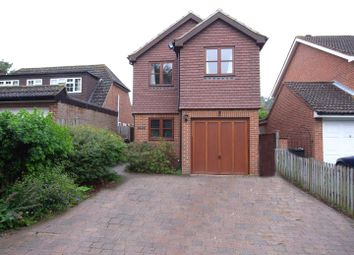 Thumbnail 3 bed detached house to rent in Sandy Way, Woking